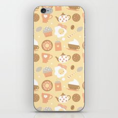 Breakfast at Juice's iPhone & iPod Skin