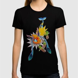 Chymereon— Eeveelutions Mashup T-shirt