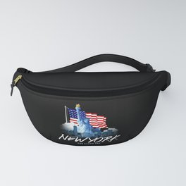 New York for Earth day Gift Fanny Pack