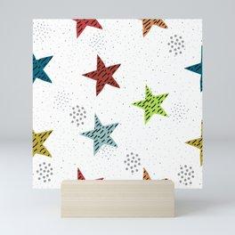 Stars Mini Art Print