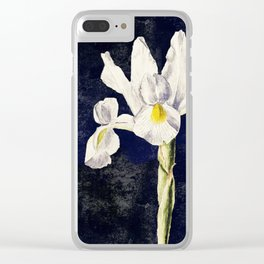The sweetness in an Iris Clear iPhone Case