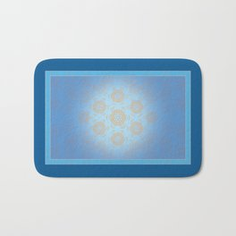 At Home in the Hive Bath Mat