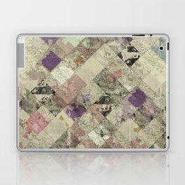 Abstract Geometric Background #25 Laptop & iPad Skin
