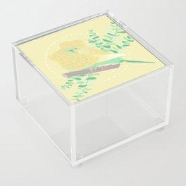 Vector Acrylic Box