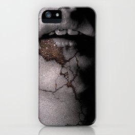Naked Imperfection iPhone Case