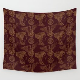 Empire Style Pattern Wall Tapestry