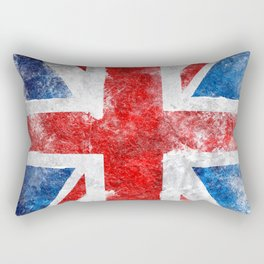 United Kingdom Vintage flug Rectangular Pillow