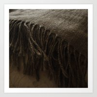 fringe Art Prints featuring Fringe by Color Escape