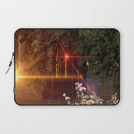 Old crypt Laptop Sleeve