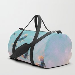 Happiness is a butterfly Duffle Bag