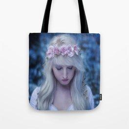 Elven girl Tote Bag