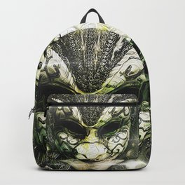 Venice -- A Fractal Dream in the City of Masks Backpack