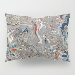 Abstract Oil Painting 27 Pillow Sham