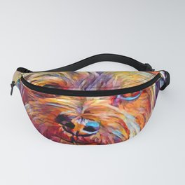 Yorkshire Terrier 2 Fanny Pack
