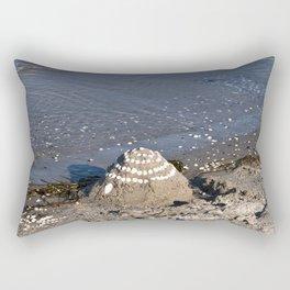 Beachlife Summertime - Baltic Sea Rectangular Pillow