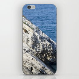 Time Slices iPhone Skin