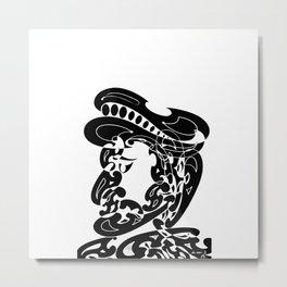 The Captain #2 Metal Print