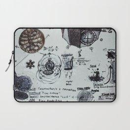 Time Travel Troubleshooting Laptop Sleeve
