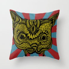 PsyChat Throw Pillow