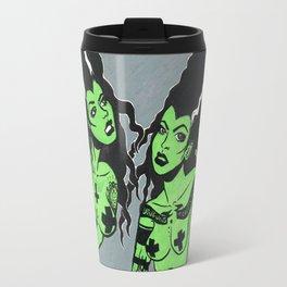 Zombie Women Travel Mug