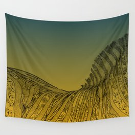 Zebra Design Wall Tapestry