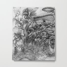 Inevitability Metal Print