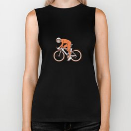 All I wanna do is bicycle Biker Tank
