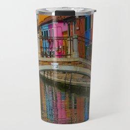 Bridge of Reflection Travel Mug