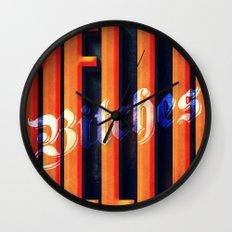 Hello Bitches Wall Clock