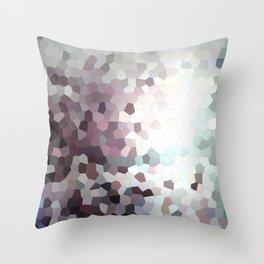 Hex Dust 1 Throw Pillow
