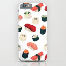 Sushi Pattern iPhone 6s Slim Case