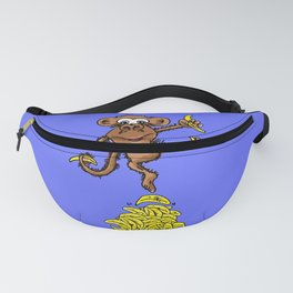 Monkey Business Fanny Pack