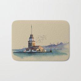 Istanbul Maiden Tower Bath Mat