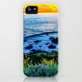Coastal Bloom iPhone Case