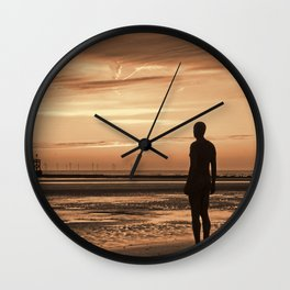 The Over-looker Wall Clock