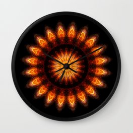 Sauron Wall Clock