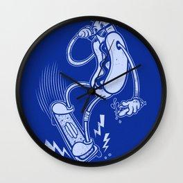Skate or Dog Wall Clock