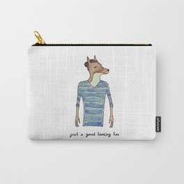 Good looking fox Carry-All Pouch