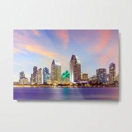 San Diego - USA Metal Print
