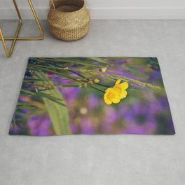 Buttercup Blues Rug