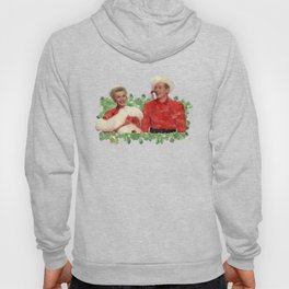 Phil & Judy (White Christmas) Hoody