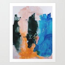 Erase, Rewind Art Print
