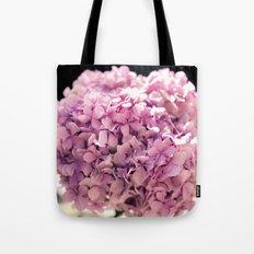 The beautiful hydrangea Tote Bag