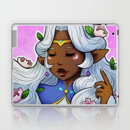 Allura flowers Laptop & iPad Skin