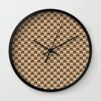 safari Wall Clocks featuring Safari by Okopipi Design