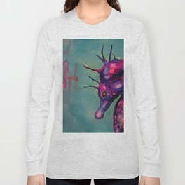 Dreaming In The Deep Long Sleeve T-shirt