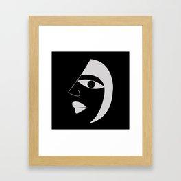 women 2 Framed Art Print