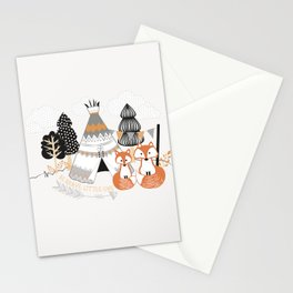 Be Brave, Little One Stationery Cards