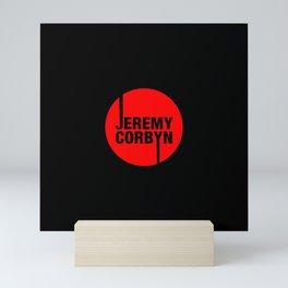 Jeremy Corbyn Art Print Mini Art Print