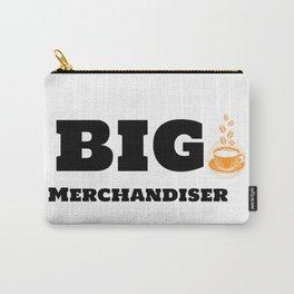 BIG Merchandiser & Caffeine Carry-All Pouch